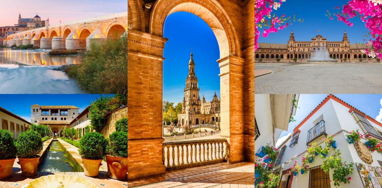 ¡Vamos a Andalucía!