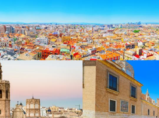 Fotos de la ciudad de Valencia