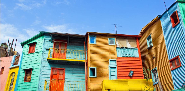 Imagen del Barrio La Boca